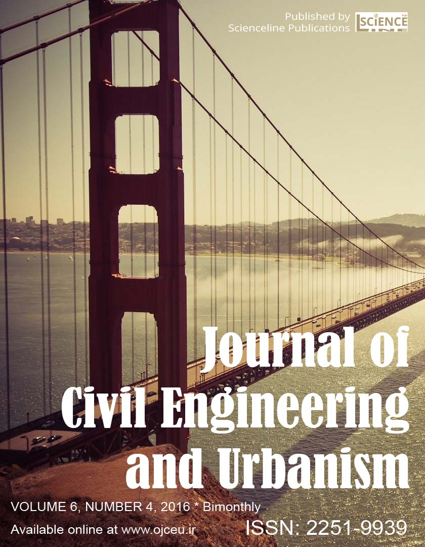 JCEU-Journal of Civil Engineering and Urbanism