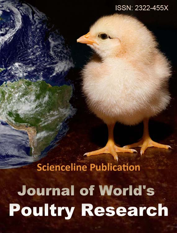 JWPR-The Journal of World's Poultry Research