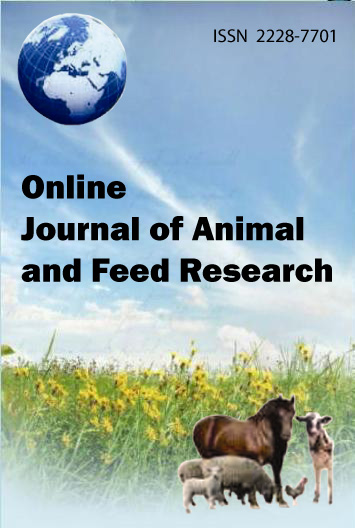 OJAFR - Online Journal of Animal and Feed Research