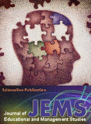 JEMS-Journal of Educational and Management Studies